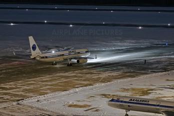 RA-64510 - Dalavia - Far East Airways Tupolev Tu-214 (all models)