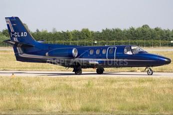 I-CLAD - Private Cessna 500 Citation