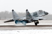 20 - Russia - Air Force Mikoyan-Gurevich MiG-29SMT aircraft