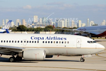 HP-1528CMP - Copa Airlines Boeing 737-700