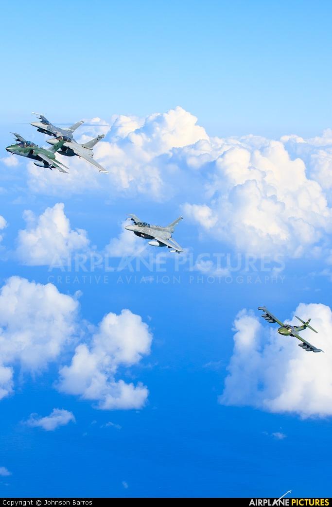 Brazil - Air Force 5655 aircraft at In Flight - Brazil