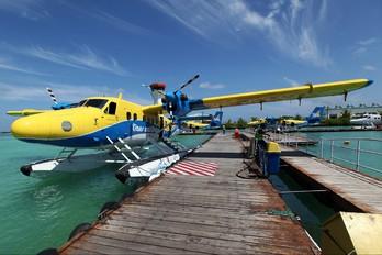 8Q-TMS - Trans Maldivian Airways - TMA de Havilland Canada DHC-6 Twin Otter