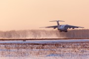 RA-76615 - Russia - Air Force Ilyushin Il-76 (all models) aircraft