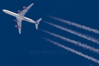 G-VOGE - Virgin Atlantic Airbus A340-600