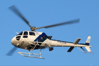 LQ-BIO - Argentina - Police Aerospatiale AS350 Ecureuil / Squirrel