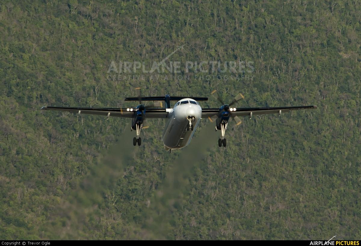 LIAT V2-LDU aircraft at Sint Maarten - Princess Juliana Intl