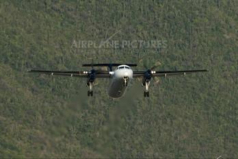 V2-LDU - LIAT de Havilland Canada DHC-8-100 Dash 8