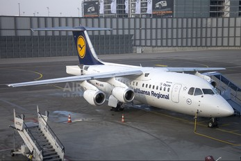 D-AVRP - Lufthansa Regional - CityLine British Aerospace BAe 146-200/Avro RJ85