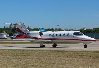 LV-BDM - Private Learjet 60