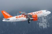 G-EZAL - easyJet Airbus A319 aircraft