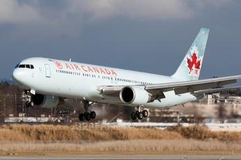 C-GHOZ - Air Canada Boeing 767-300ER