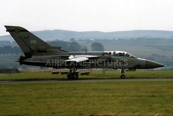 ZE257 - Royal Air Force Panavia Tornado F.3