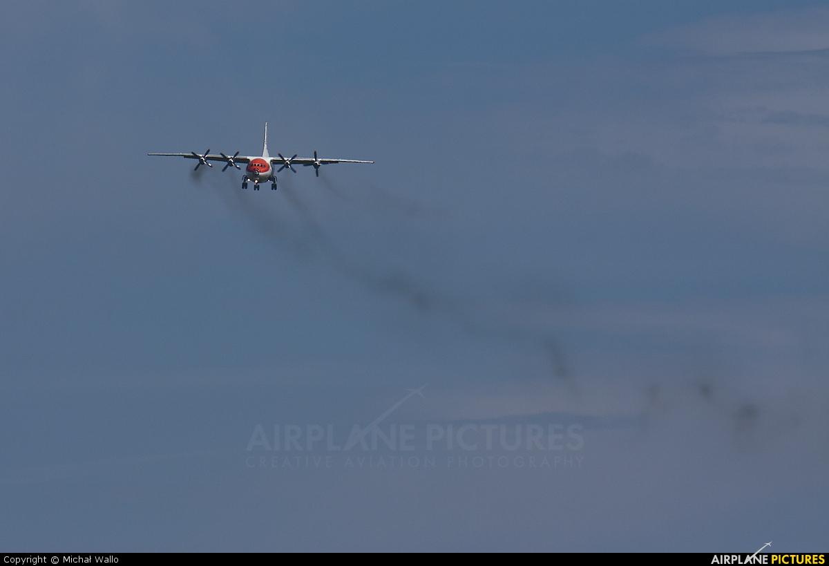 Air Armenia EK-12104 aircraft at Frankfurt