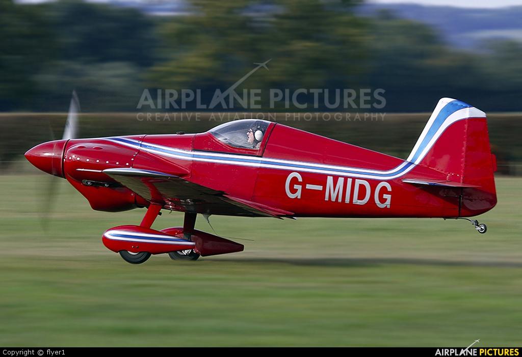 Aircraft midget mustang think