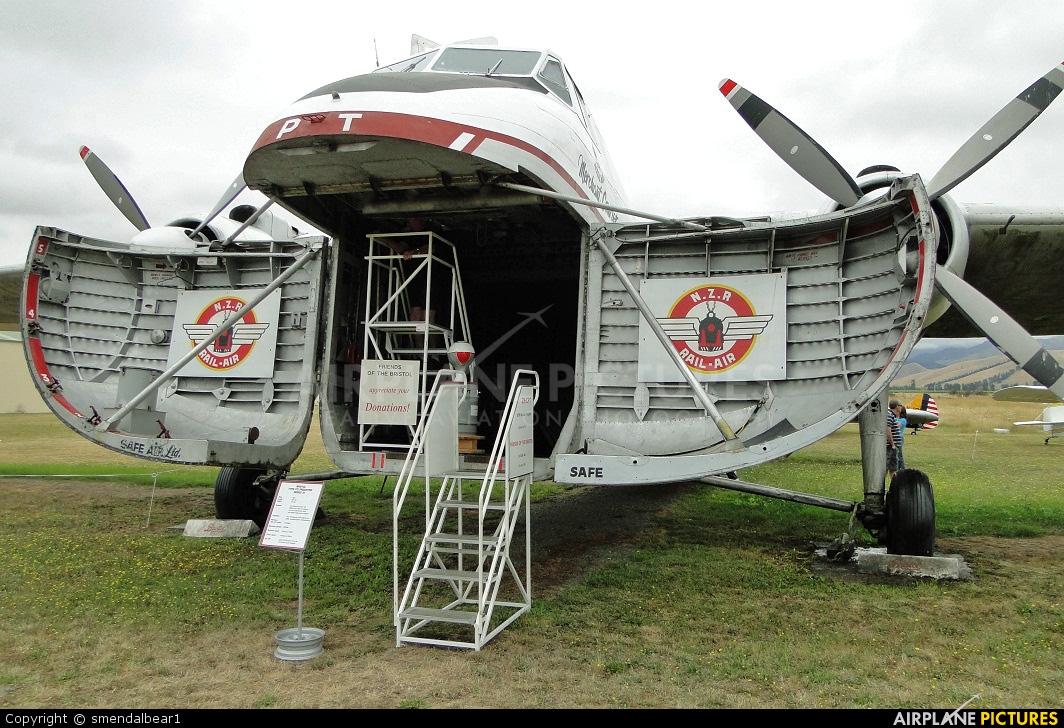 Safe Air ZK-CPT aircraft at Omaka