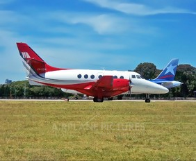 LV-ZOW - Macair Scottish Aviation Jetstream 32