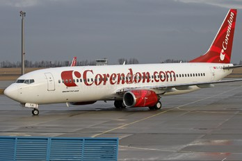 TC-TJG - Corendon Airlines Boeing 737-800