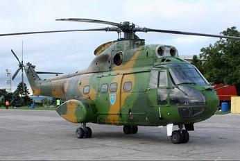 100 - Romania - Air Force IAR Industria Aeronautică Română IAR 330 Puma