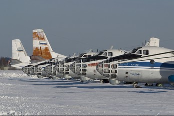 - - Aeroflot Cargo Antonov An-30 (all models)
