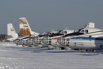 - - Aeroflot Cargo Antonov An-30 (all models)
