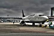 D-ABIX - Lufthansa Boeing 737-500 aircraft