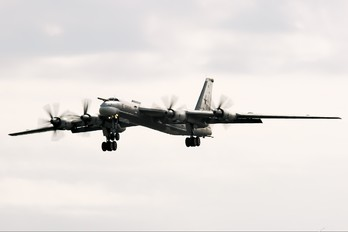 RF-94121 - Russia - Air Force Tupolev Tu-95
