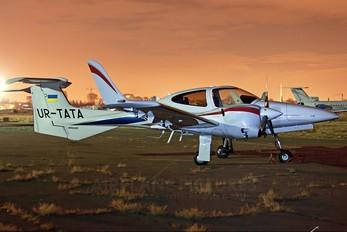 UR-TATA - Rotor Ukraine Diamond DA 42 Twin Star