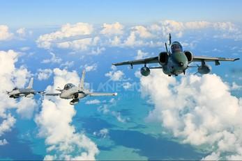 5655 - Brazil - Air Force Embraer AMX A-1B