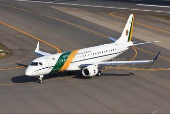 2592 - Brazil - Air Force Embraer ERJ-190 VC-2