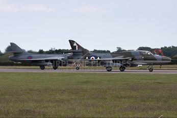 G-BXFI - Viper Classics Hawker Hunter T.7