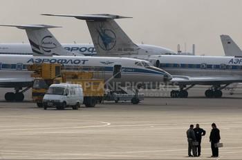 RA-65796 - Aeroflot Tupolev Tu-134A