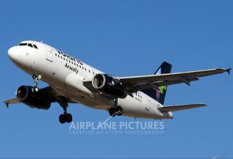 N473TA - Volaris Airbus A319