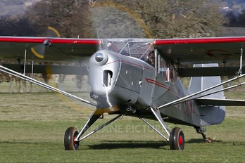 G-ASOM - Private Beagle A61 Terrier