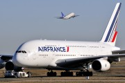 F-HPJC - Air France Airbus A380 aircraft
