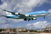 PH-BFA - KLM Boeing 747-400 aircraft