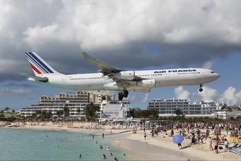 F-GLZT - Air France Airbus A340-300