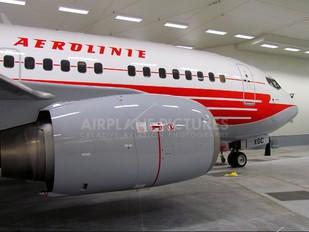 OK-XGC - CSA - Czech Airlines Boeing 737-500