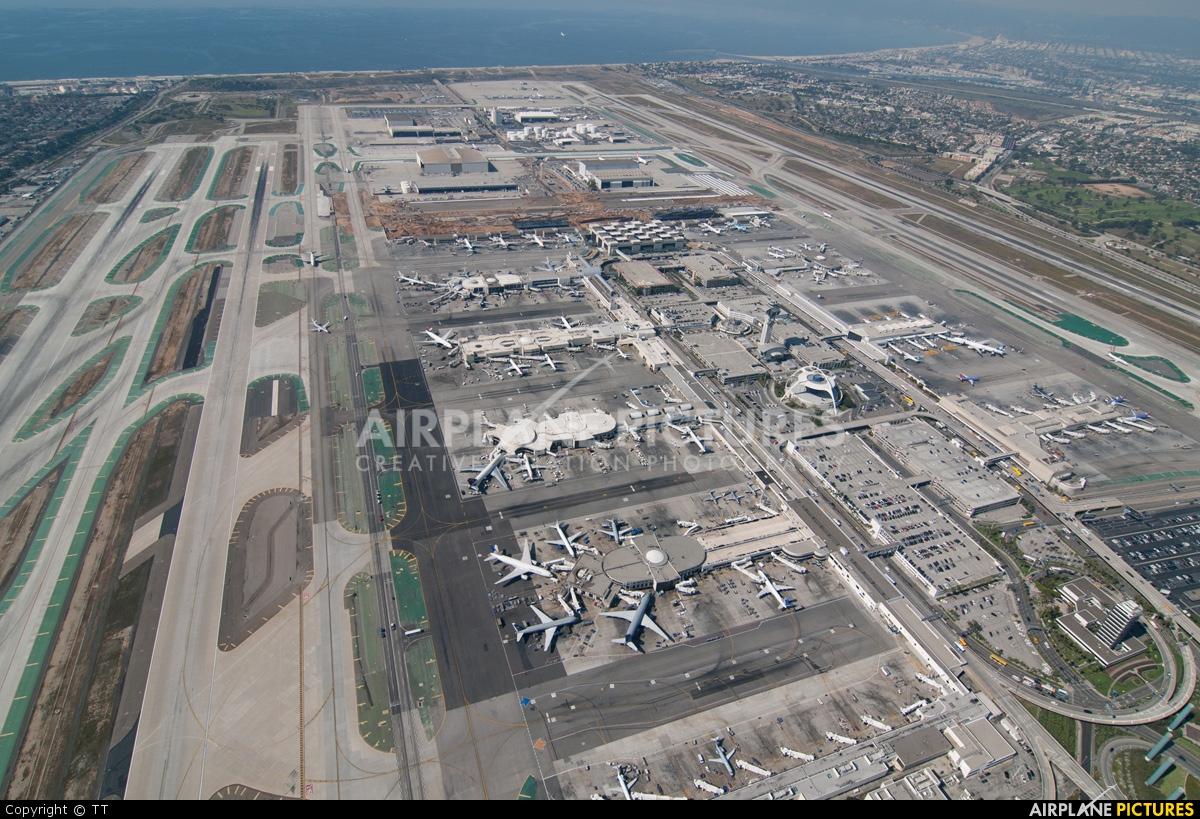 Airport Overview Airport Overview Overall View At Los