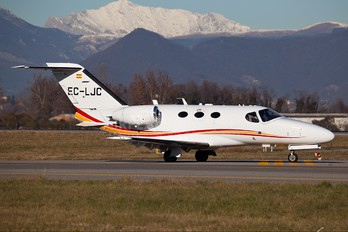 EC-LJC - Private Cessna 510 Citation Mustang