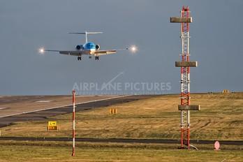 PH-KZU - KLM Cityhopper Fokker 70