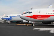 OK-XGC - CSA - Czech Airlines Boeing 737-500 aircraft