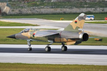 502 - Libya - Air Force Dassault Mirage F1