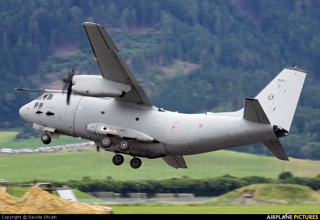 Italy - Air Force CSX62219 aircraft at Zeltweg