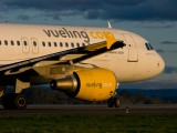 EC-JFG - Vueling Airlines Airbus A320 aircraft