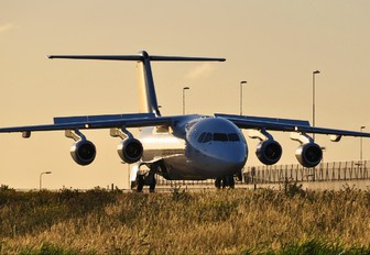 D-AVRQ - Lufthansa Regional - CityLine British Aerospace BAe 146-200/Avro RJ85