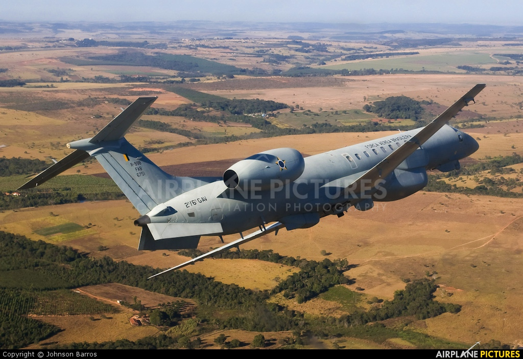 Brazil - Air Force 6751 aircraft at In Flight - Brazil