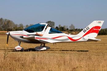 88-02 - Private TL-Ultralight TL-2000 Sting S4