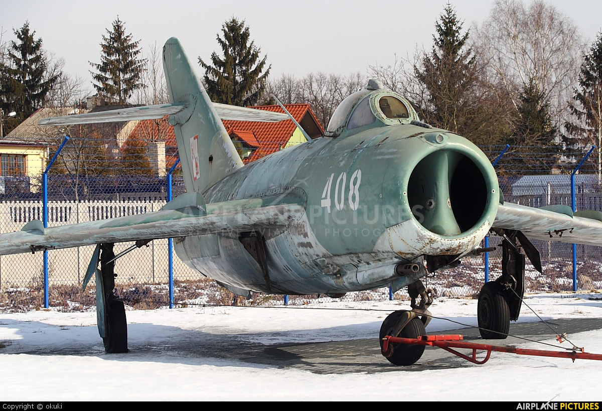 Poland - Air Force 408 aircraft at Dęblin - Museum of Polish Air Force