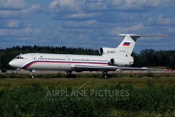 RA-85571 - Russia - Air Force Tupolev Tu-154B