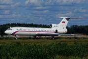 RA-85571 - Russia - Air Force Tupolev Tu-154B aircraft
